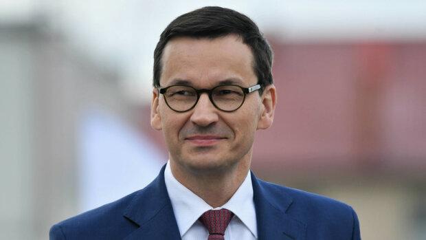 Premier Mateusz Morawiecki odniósł się do sytuacji z restauracji, źródło: Onet